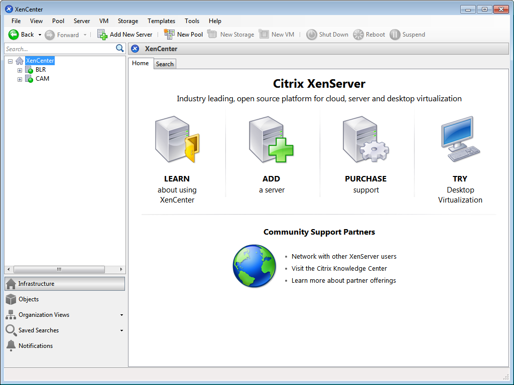 Виртуализация Citrix XenServer, XenDesktop и XenApp - Citrix-xen